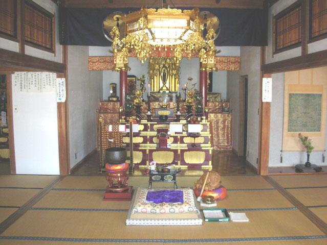 極楽寺 本尊