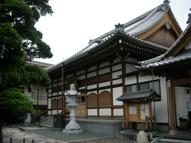 東光寺 本堂