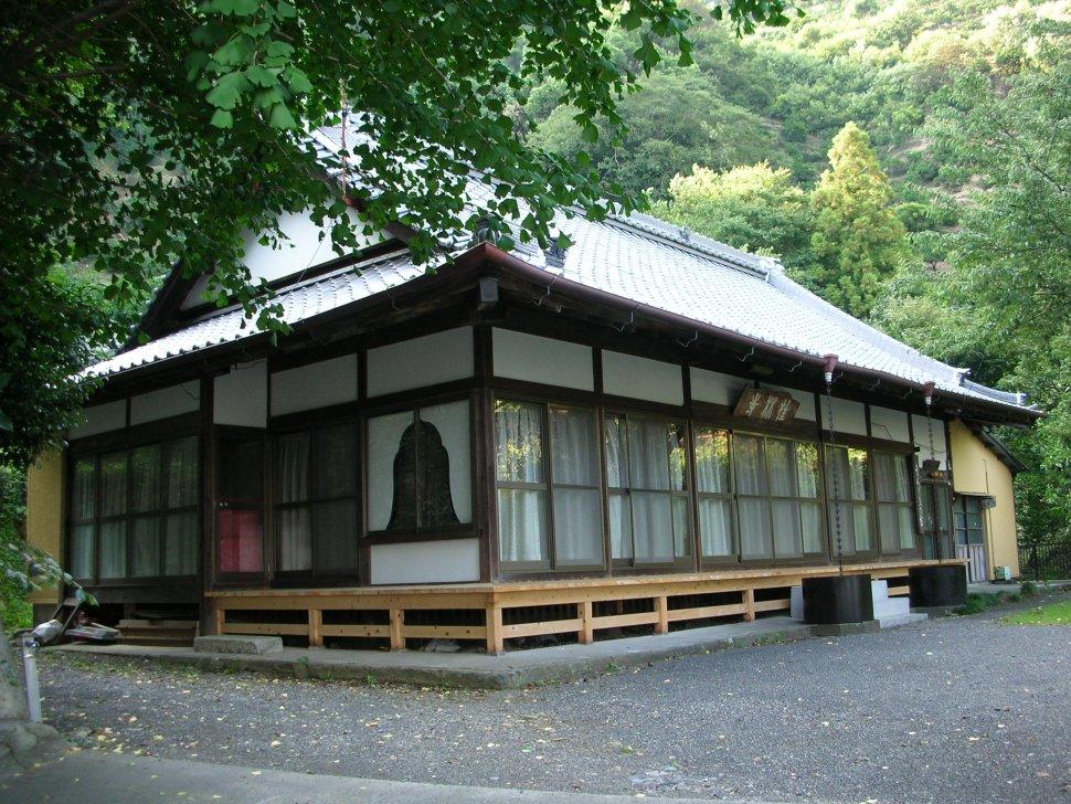桂林寺 本堂