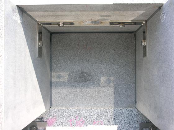 墓石 石塔工事 耐震