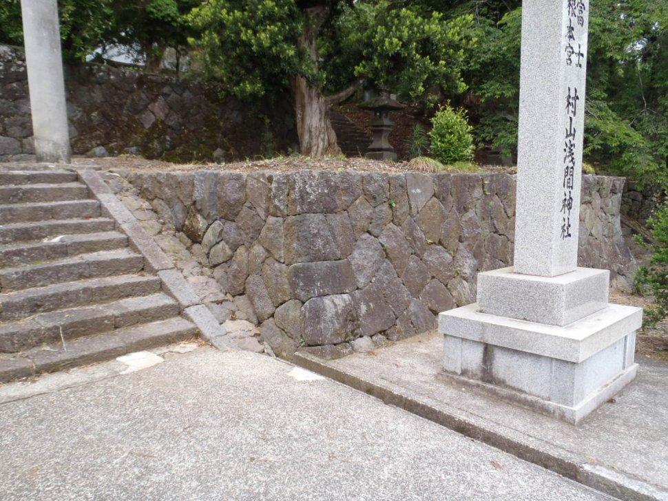 富士山世界遺産 村山浅間神社