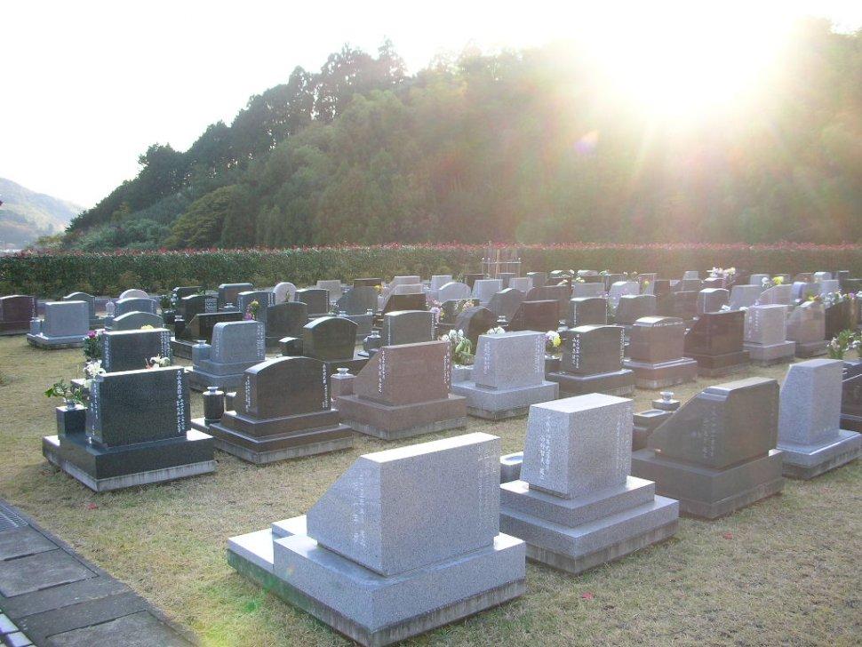 沼上芝生墓所