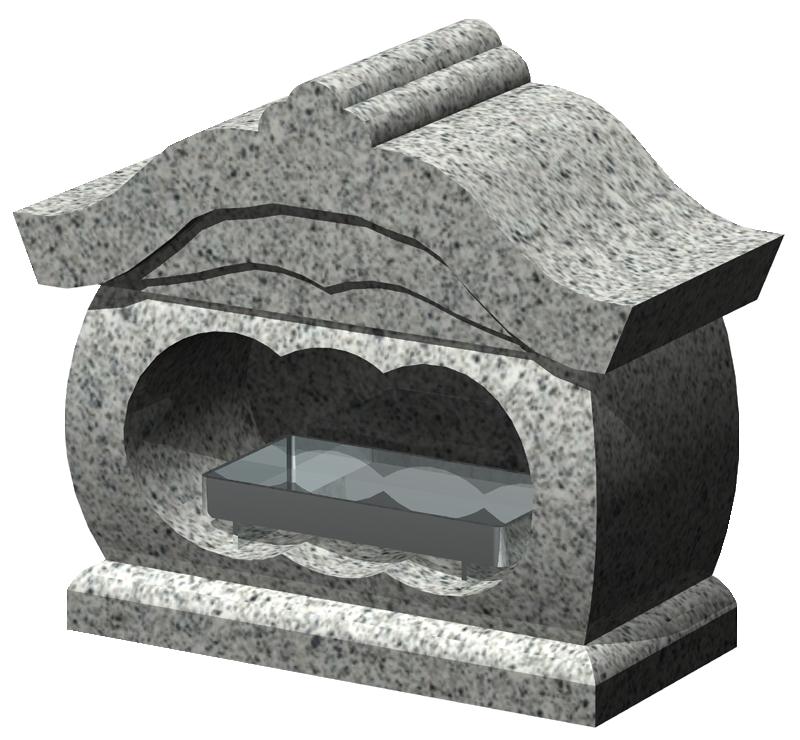宮型香炉のコピー