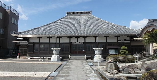 昌林寺 本堂