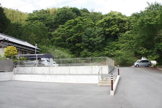 長福寺 駐車場