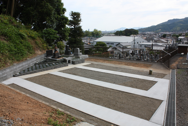 長福寺 分譲墓地