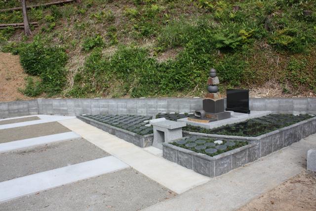 長福寺 樹木葬 自然墓苑