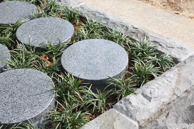 長福寺 自然墓苑 区画