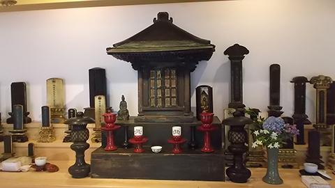 円応寺 本尊