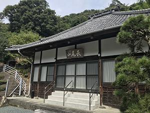 清福寺 本堂