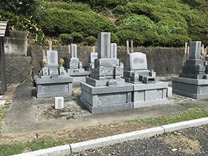 清福寺 墓地