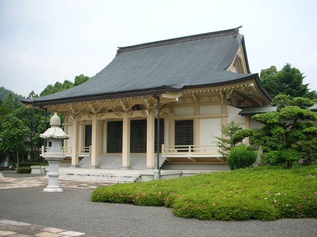 新光明寺 本堂